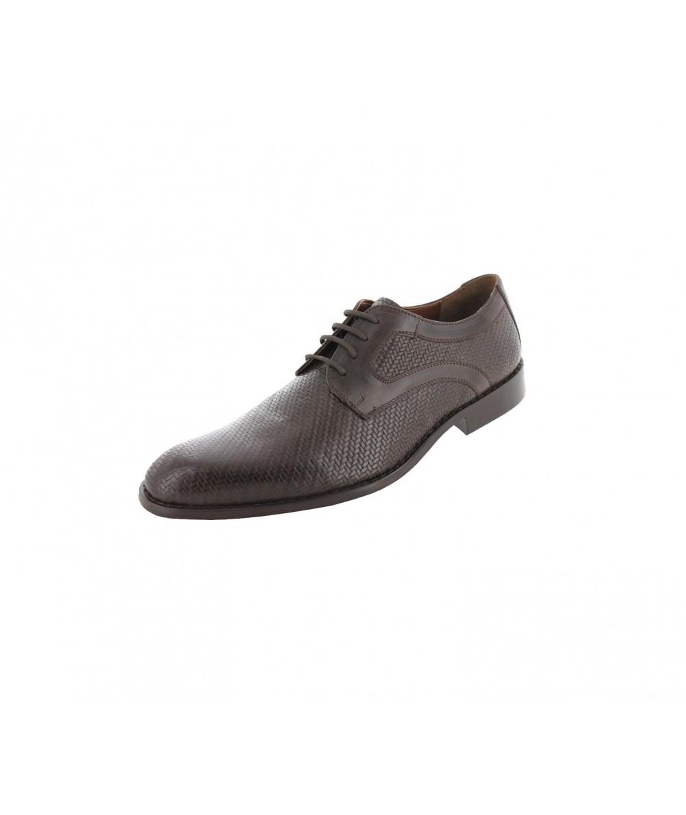 Evolución Zapato Vestir Fashion 62857 Atanado café