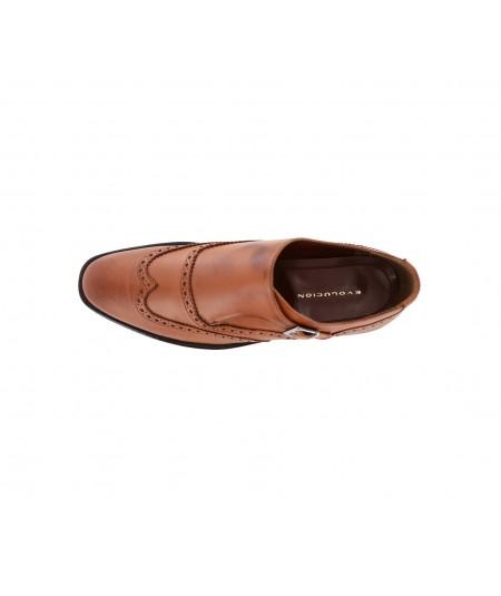 Evolución Zapato Vestir Fashion 60904 Naranja