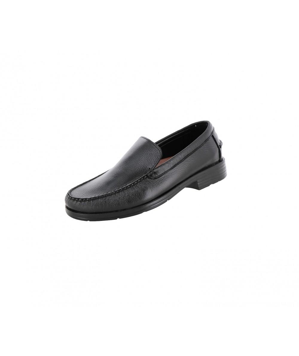 Evolución-zapato Mocasín10151-negro