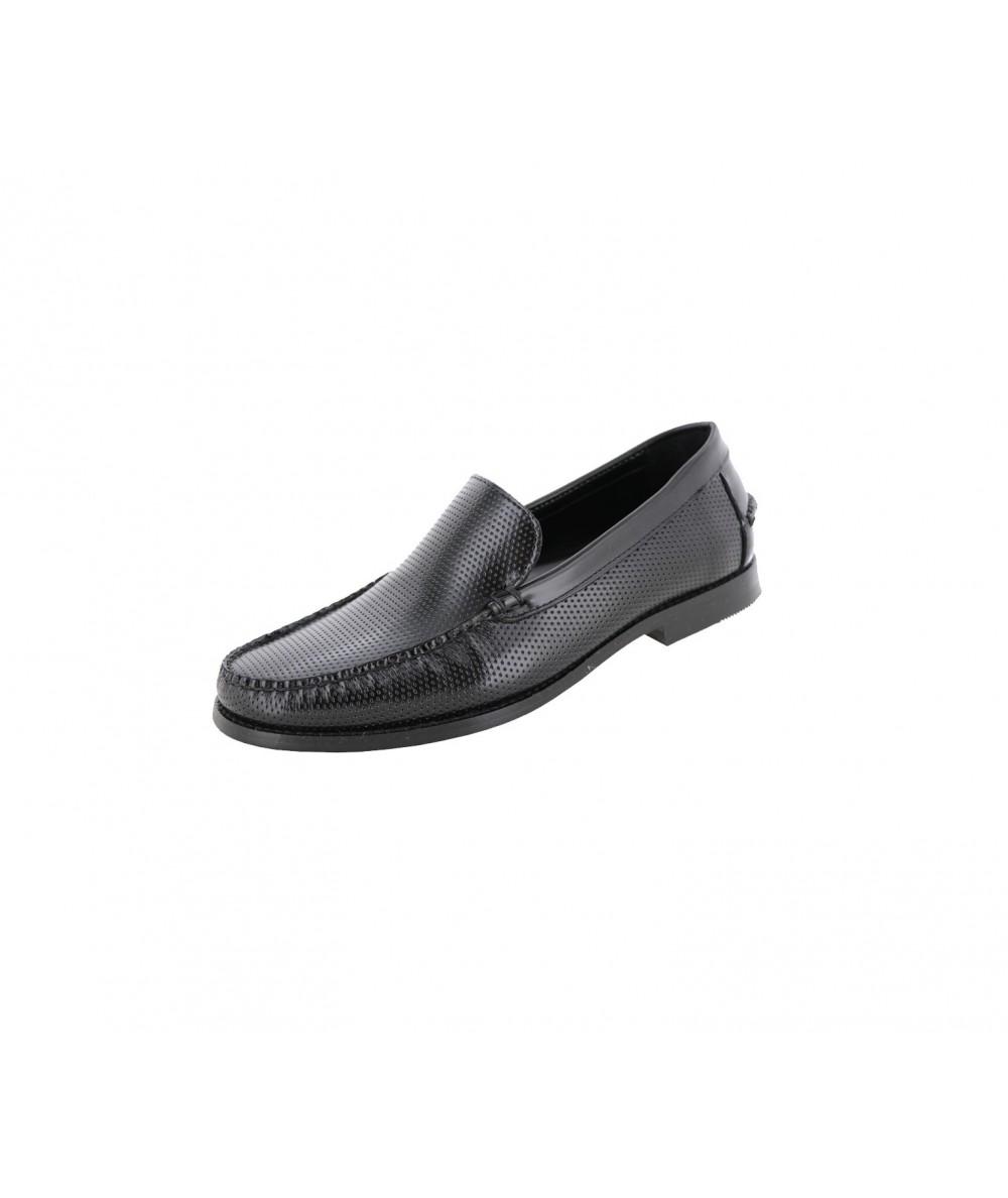 Evolución-zapato Mocasín27007-negro